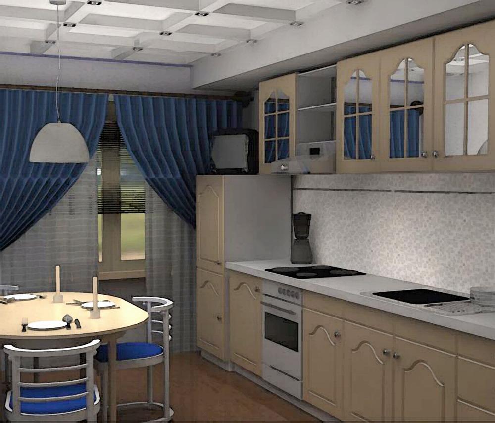 Сайт дизайн кухни