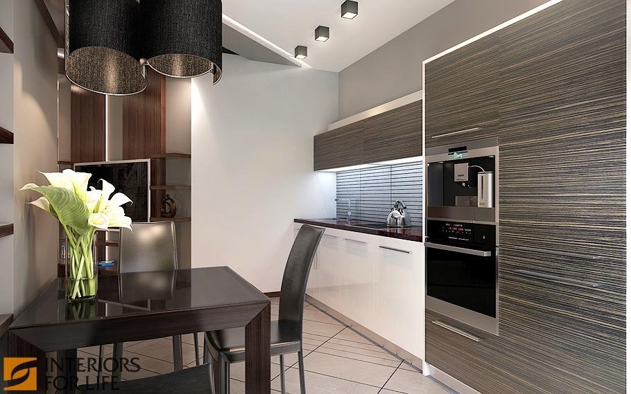 Дизайн кухни уютный фото