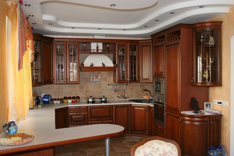 Дизайн ремонт кухни для дома